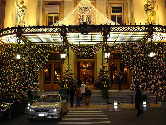 Montecarlo casino named the simulation